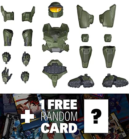 Amazon com: Halo Mark V Armor 4 Kotobukiya ArtFX+ Armor Set