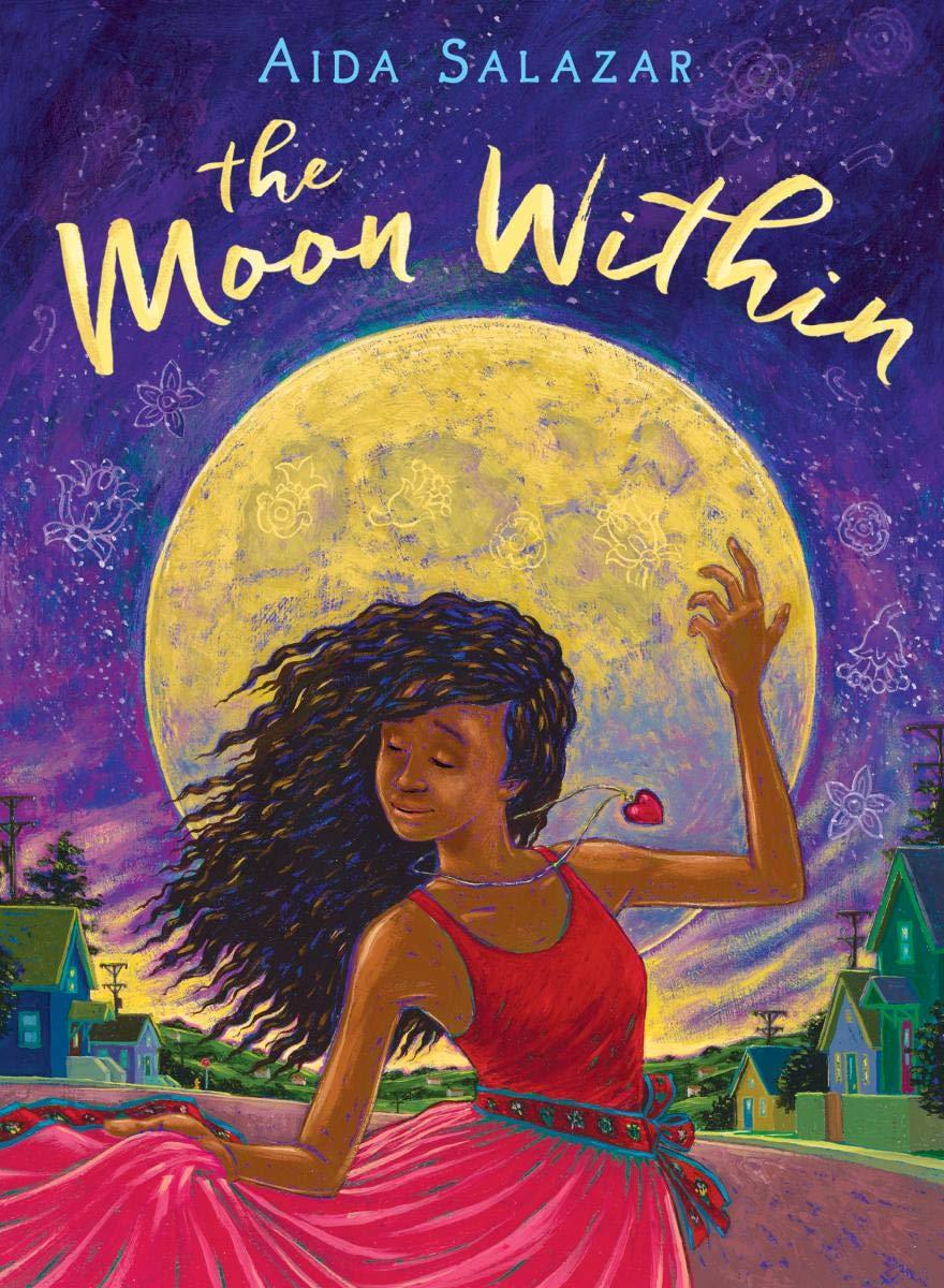 Amazon.com: The Moon Within (9781338283372): Salazar, Aida: Books