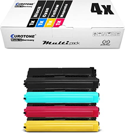 4x MWT Toner kompatibel für Brother MFC-L-8900-CDW HL-L-8260-CDW MFC-L-8690-CDW