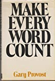 Title: Make Every Word Count