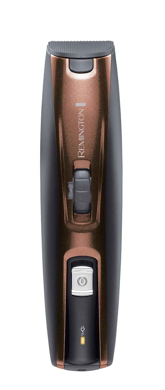 Remington MB4045 - Kit recortador de barba, Cuchillas de Titanio, Cepillo y Tijeras, Inalámbrico, 3 Tipos de Peine, Cortapatillas Extensible afeitadora barba kit para barba maquina para barba recortadora de barba