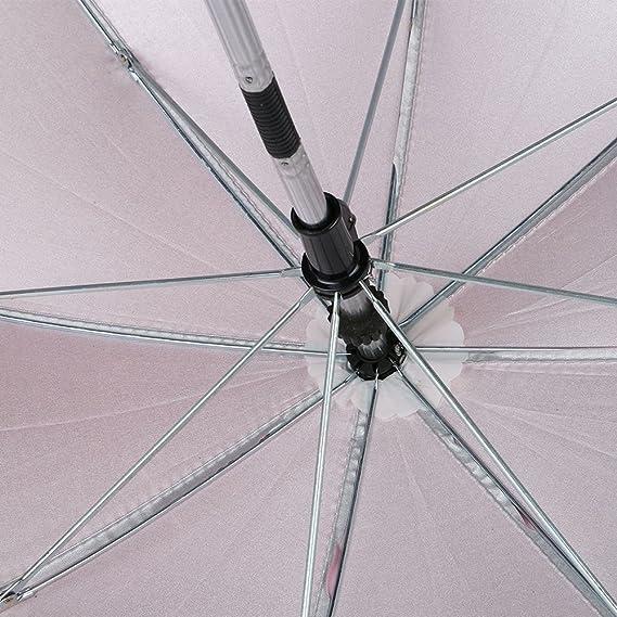 MMRM B/éb/é Enfants Poussette Parasol Landau Ombrelle l/épreuve du vent Parapluie Vert