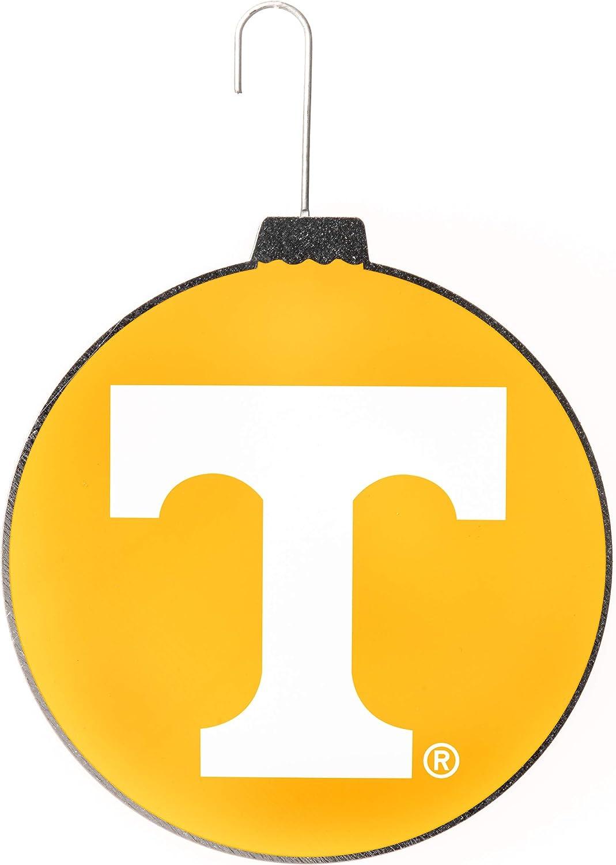 Collegiate Pulse University of Tennessee Volunteers NCAA DISC Ornament