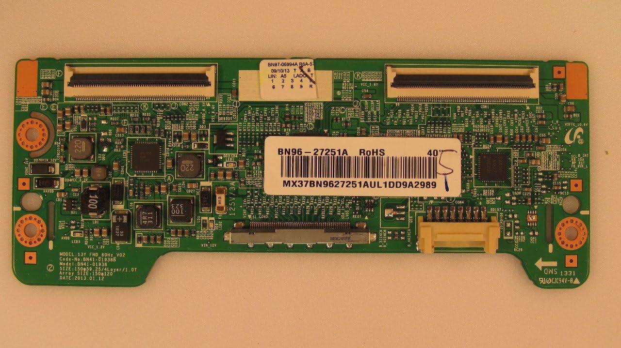 Samsung HG40NB670 BN96-27251A - Placa de sincronización LED y LCD ...