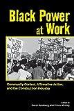 Black Power at Work: Community Control, Affirmative