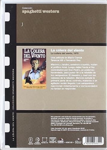 La cólera del viento [DVD]: Amazon.es: Marco: Terence Hill ...