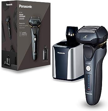 Panasonic - Afeitadora en seco y húmedo, cabezal de 5 capas con motor lineal: Amazon.es: Salud y cuidado personal