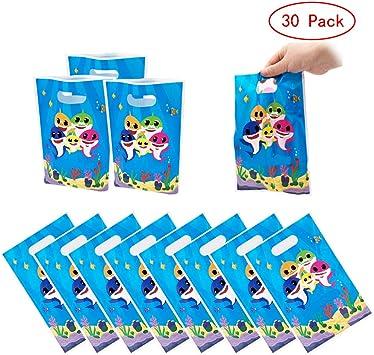 Amazon.com: Meisiyu - 30 paquetes de bolsas de regalo con ...
