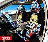 1 Set 20pcs Garfield Colorful Universal Car Seat
