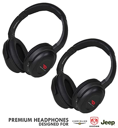 amazon com compatible uconnect ves headphones by driveaudio for rh amazon com 06 Jeep Commander Recalls 06 Jeep Commander Limited