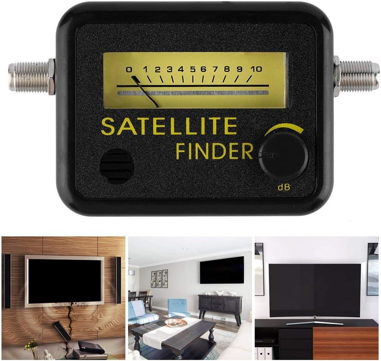 Greatangle Probador de señal de satélite Digital de plástico ...