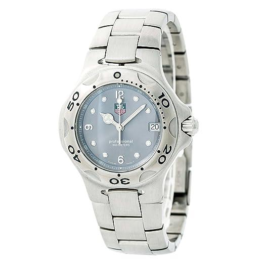 Tag Heuer Carrera Reloj de cuarzo para mujer WL1211 (certificado de autenticidad)