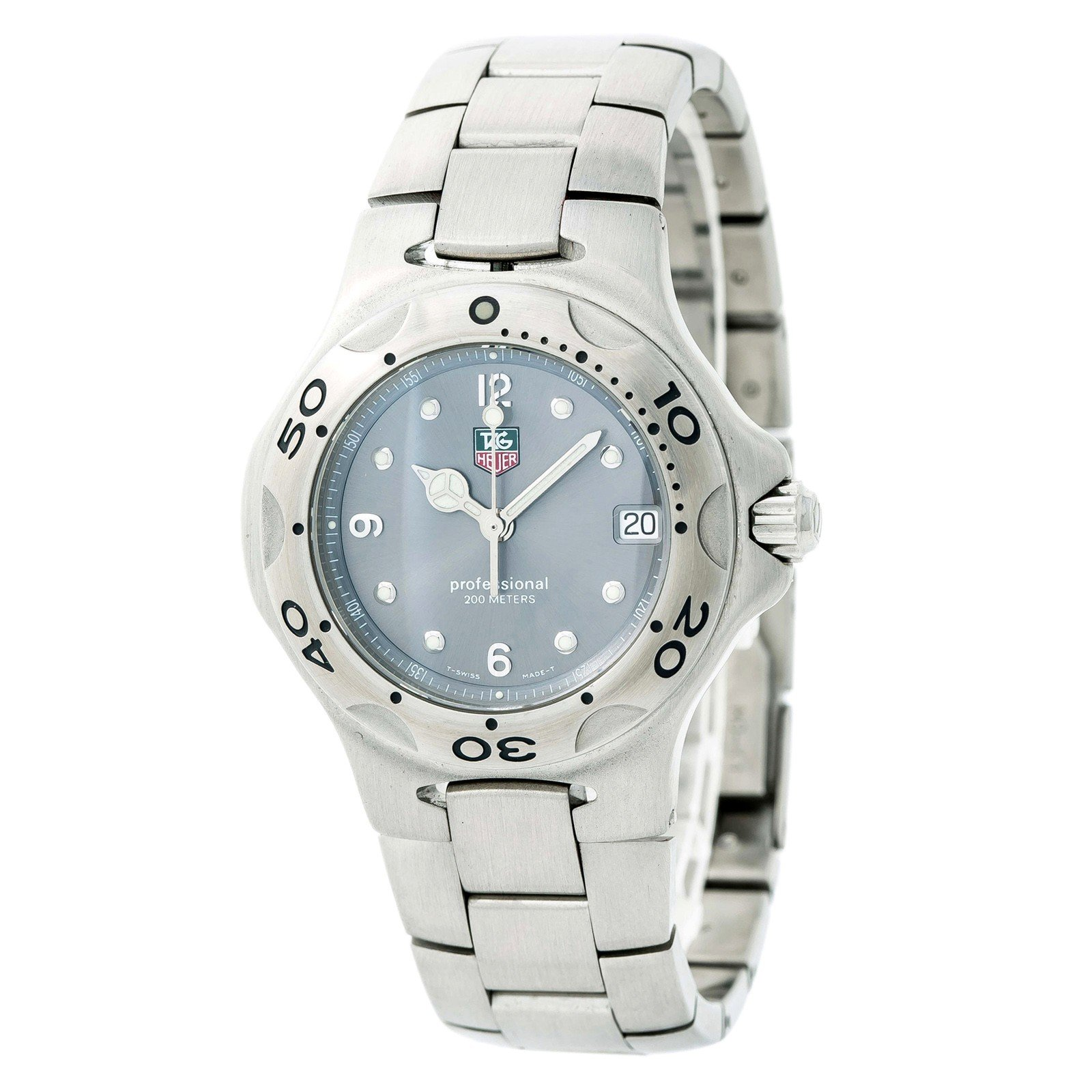Tag Heuer Carrera quartz womens Watch WL1211 (Certified Pre-owned)