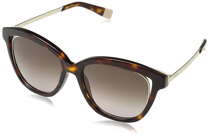 Womens SU4963 Oversized Sunglasses Furla Eyewear XHcPUx209A