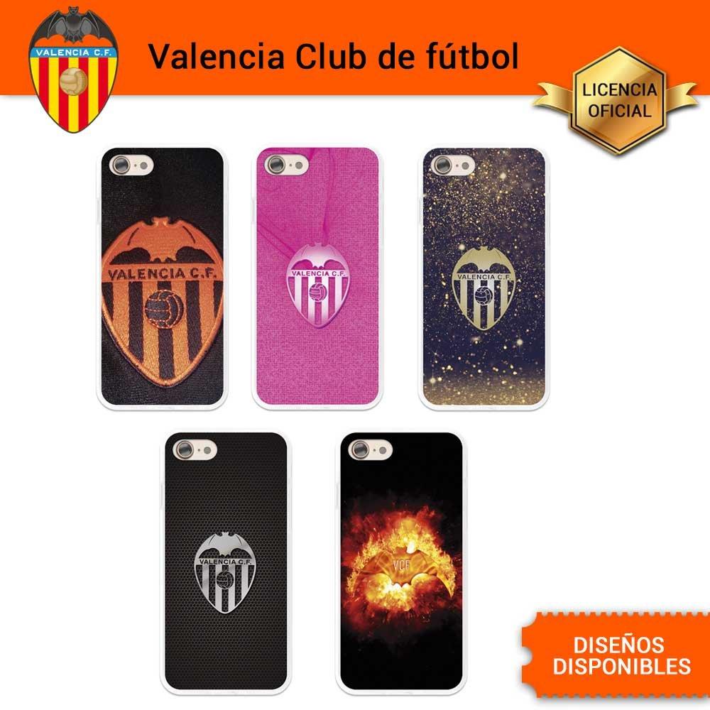 valencia cf carcasas iphone 8