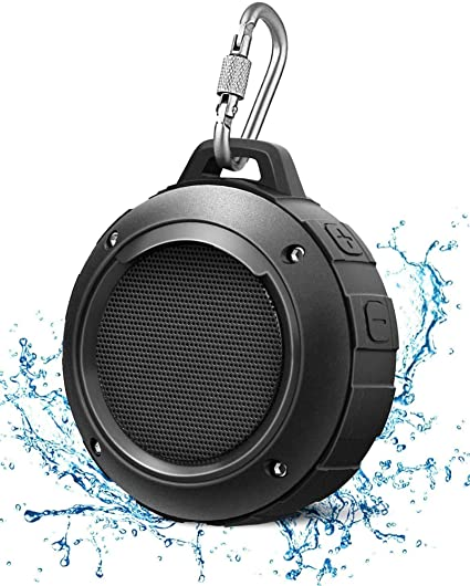 Outdoor Waterproof Bluetooth SpeakerKunodi Wireless Portable Mini Shower Travel Speaker with Subwoofer Enhanced Bass Built in Mic for Sports Pool Beac at Kapruka Online for specialGifts