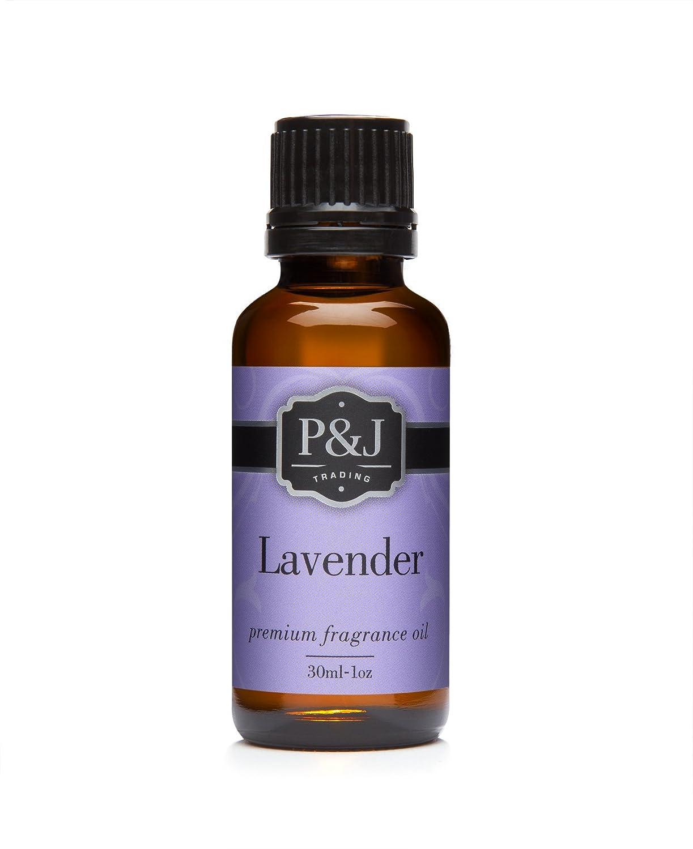 P&J Trading Lavender Premium Grade Fragrance Oil - Perfume Oil - 30ml/1oz