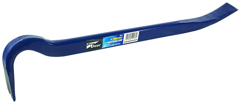 Bleu Pro User Pro User Bb-wb115/45,7/cm X 30/mm x 16/mm Heavy Duty Pied de biche