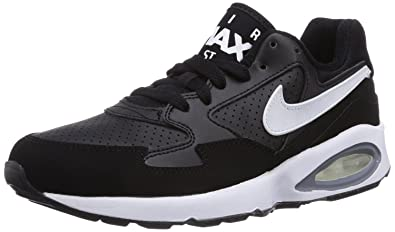 hot sale online d52c4 b7399 Nike Air Max St (GS), Mixte Enfant - Noir - Schwarz Weiß