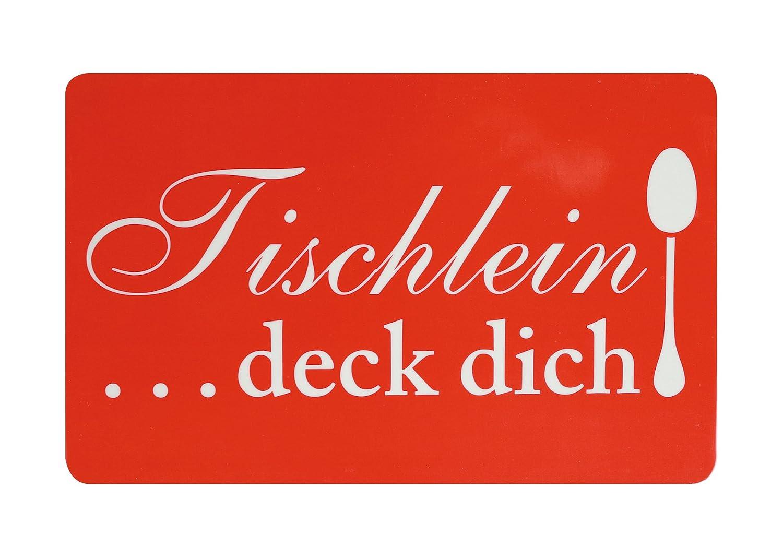 Schneidbrett Statement Brettchen Deutsch Preis am Stiel 1 x Fr/ühst/ücksbrettchen Tischlein deck dich