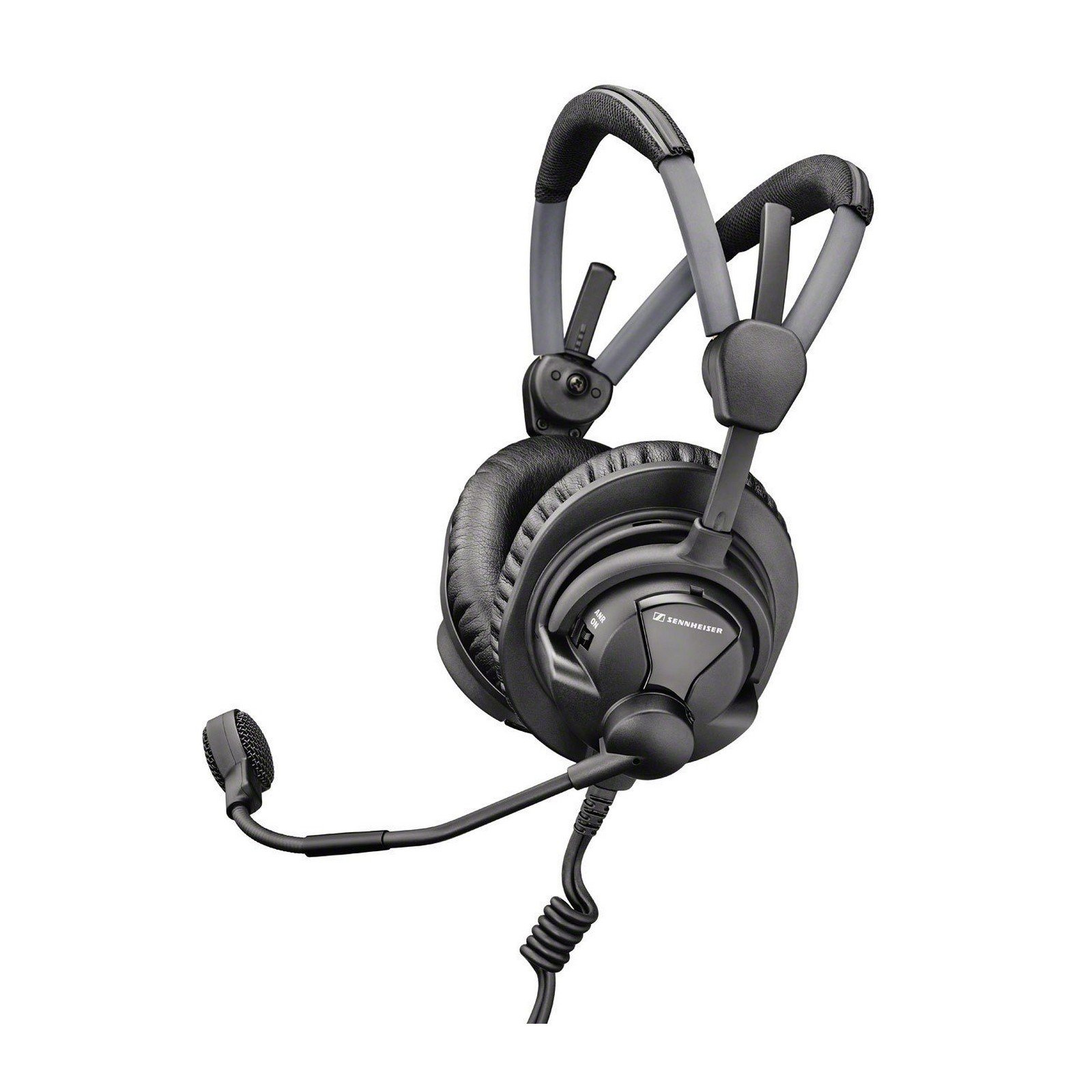 Sennheiser HMDC 27 | Closed Broadcast Headset with Noise Reduction
