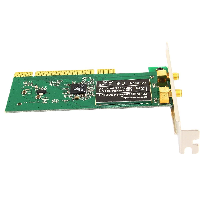 SABRENT PCI-802N WLAN DRIVER WINDOWS 7 (2019)