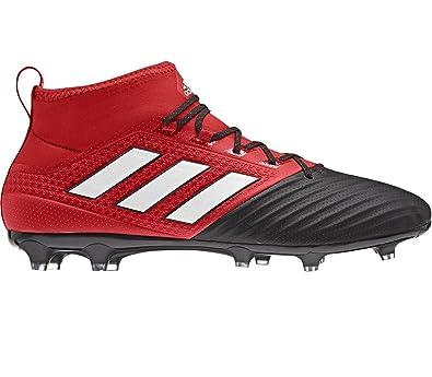 Amazon.com | adidas Mens Ace 17.2 Primemesh FG Red/FtwWht ...
