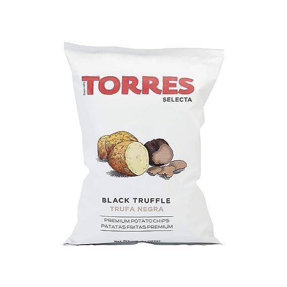 125 Patatas Torres GramosAmazon Trufa Negra Con Fritas 8OXN0nwkP