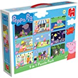 Peppa Pig - Puzzle de 277 piezas (Jumbo 17436)