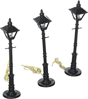 amazon com lionel street lamps toys games rh amazon com Lionel Replacement Lamps Chart Vintage Street Lamp Post