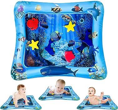 Amazon.com: ToyerBee - Alfombrilla de agua para bebés ...