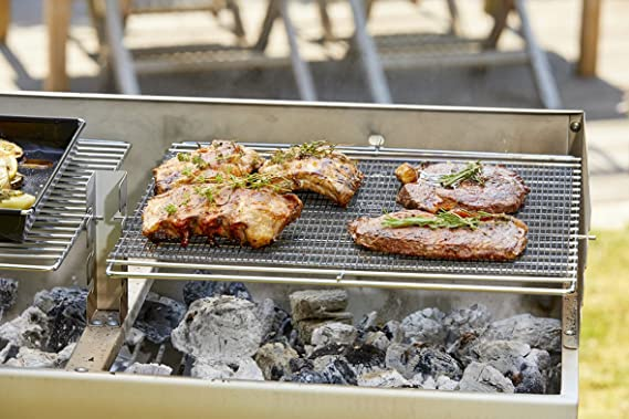 Weber Elektrogrill Fleisch Klebt : Burger vom grill fleisch blieb hängen warum grillforum und