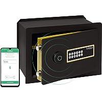 Arregui AWA 221750 - Caja Fuerte Inteligente para enmarcar, Smart Safe, Apertura electrónica con código de gestión…