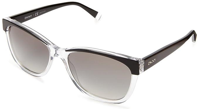 DKNY Gafas de sol DY 4086 313111 Negro/Transparente 56MM ...