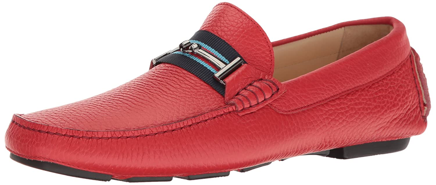 Amazon.com | Bugatchi Men's Monza Driver Slip-On Loafer | Loafers & Slip-Ons