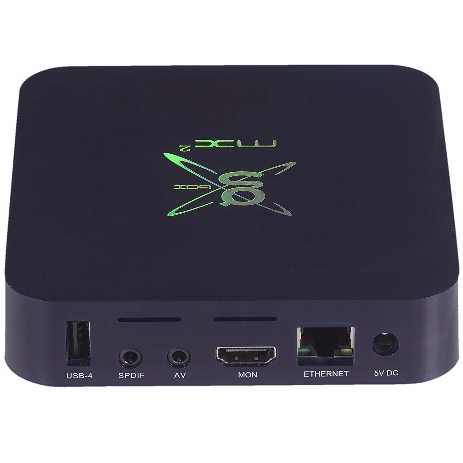 G-Box Midnight MX2 Android 4.2 Jelly Bean Dual Core XBMC Streaming Mini HTPC TV Box Player: Amazon.es: Electrónica