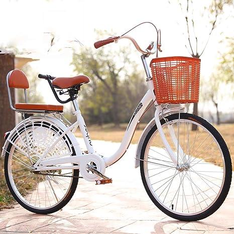 Bicicleta De Carretera De 24 Pulgadas, Bicicleta Retro Para ...