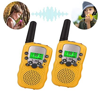 Amazon Gifts For Teen Girls Birthday 7 Year Old Girl Fun Toy Walkie Talkies Kids Toys DaughterBest 4 6 Boys