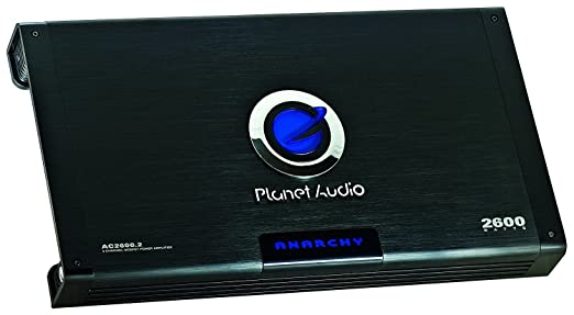 Amazon.com: Amplificador Para Carro Auto Car Amplifier 2600 Watt Remote Subwoofer Control: Home Audio & Theater