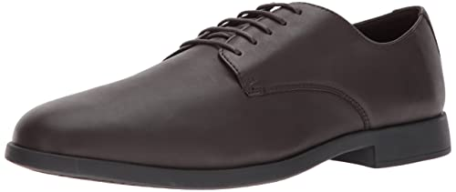 Camper Morrys, Zapatos de Cordones Oxford para Hombre, Negro (Black 1), 42 EU