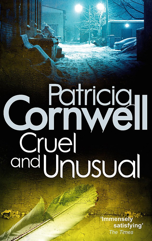 Download Cruel and Unusual (Scarpetta Novels) pdf
