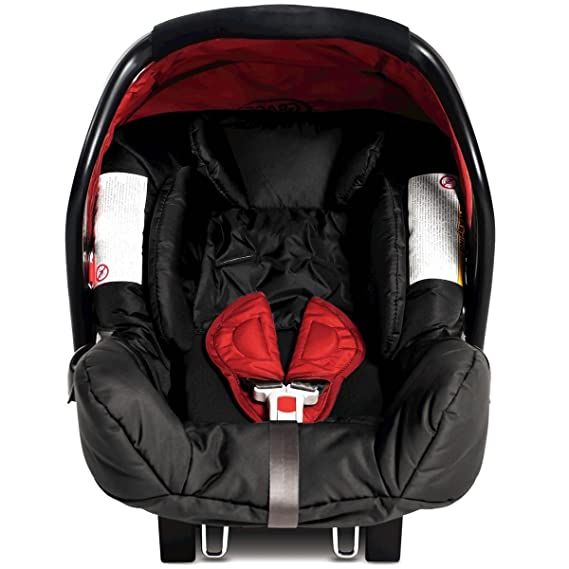 Graco Carseats - Junior Baby Chilli (Black/Red)