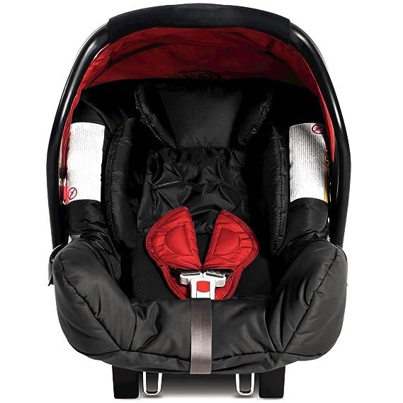 Graco Carseats - Junior Baby Chilli (Black/Red)