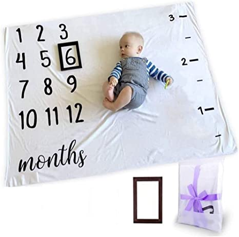 Pregnancy Gift For Mum To Be New Baby Gift  |Gift for Parents To Be Photo Props Baby Gift Baby Shower Gift Baby Milestone Cards
