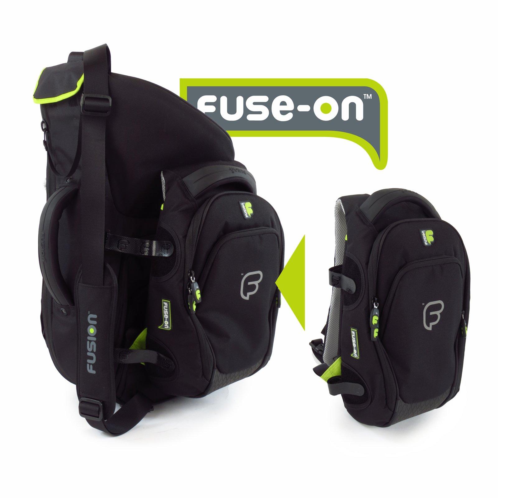 Fusion Urban French Horn Fixed Bag (UB-08-BK)