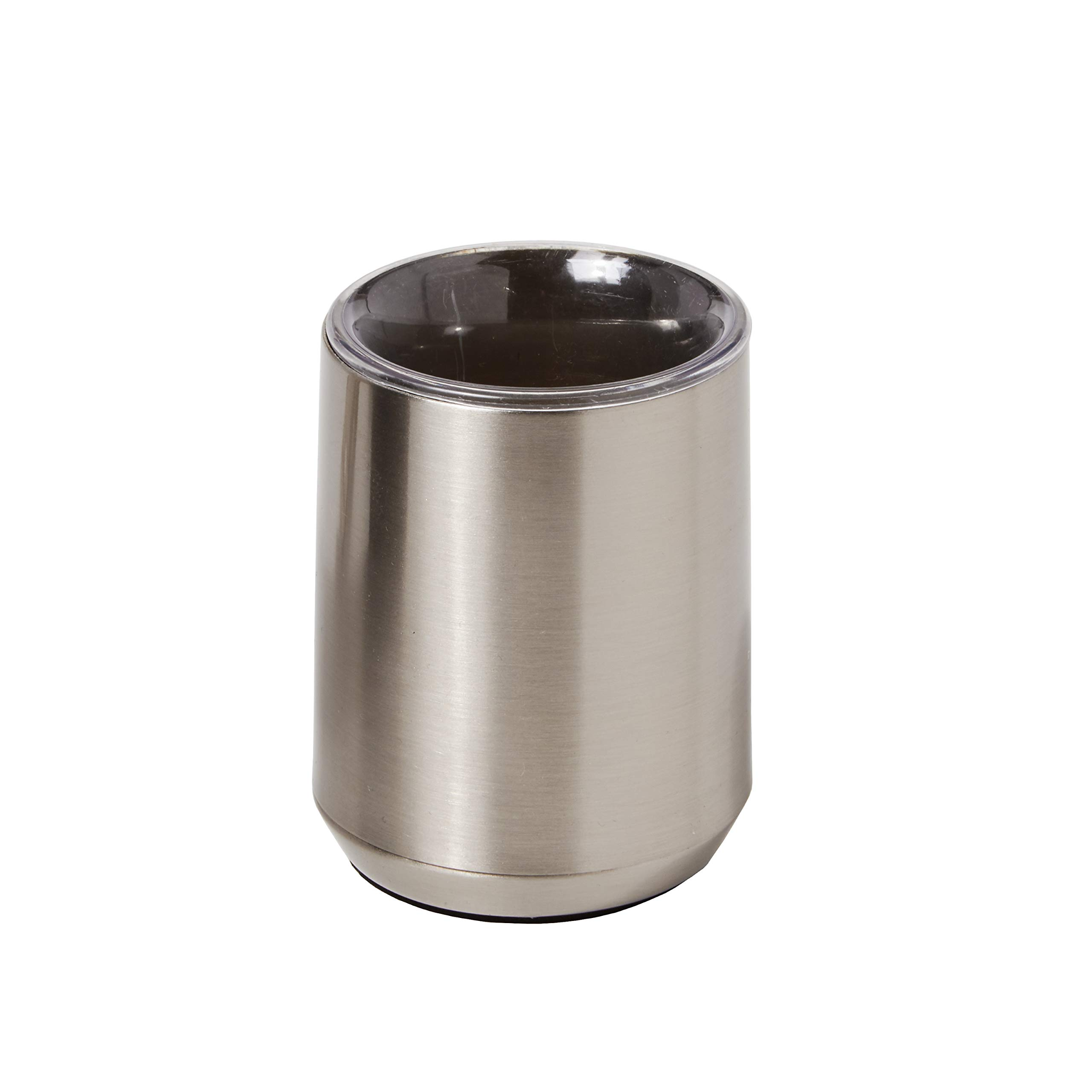 SKL Home by Saturday Knight Ltd. Roche Tumbler, Nickel by SKL HOME by Saturday Knight Ltd.
