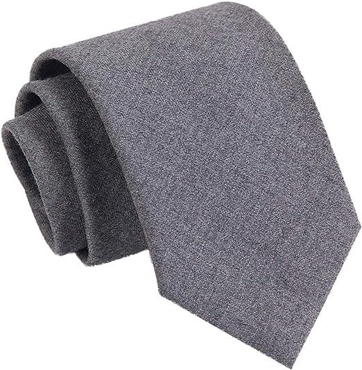 Wangyi Corbata- Corbata de Lana Casual Coreana para Hombre de ...