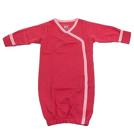 Kimono del agrupador Babysoy ropa de descanso para niñas ...
