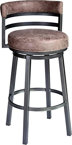 Armen Living Madrid 30″ Barstool