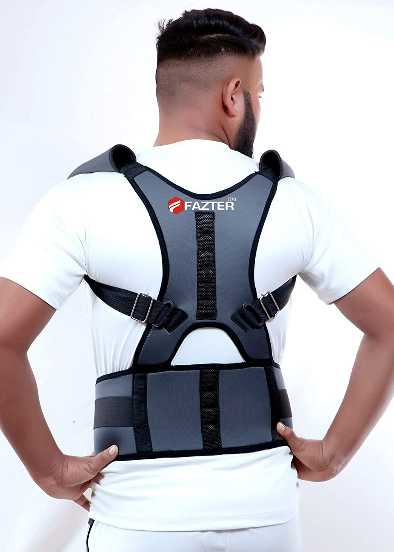 FAZTER Extreme Magnetic Back Brace Posture Corrector